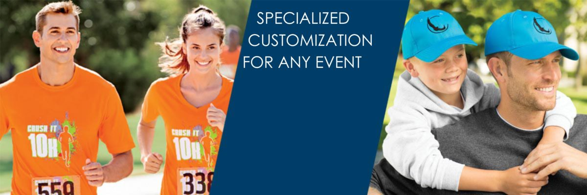 Specialized Customization For Any Event